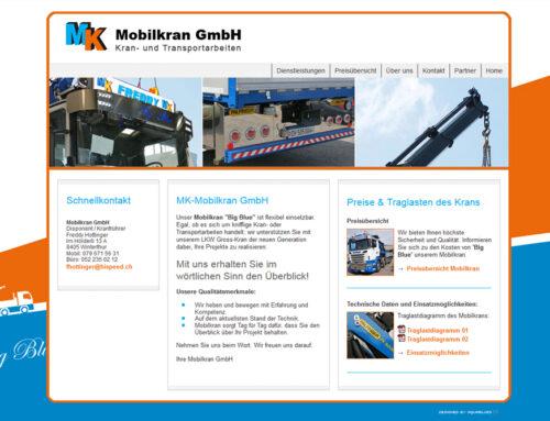 Mobilkran GmbH Winterthur