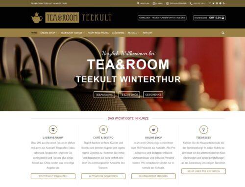 Tearoom & Teekult Winterthur