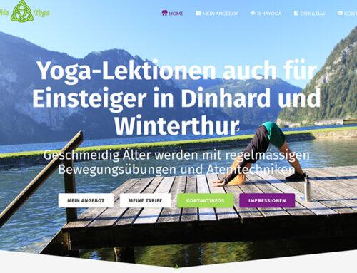Rhia Yoga Winterthur