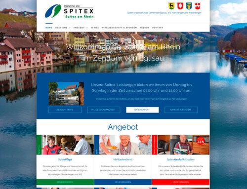 Spitex am Rhein, Eglisau