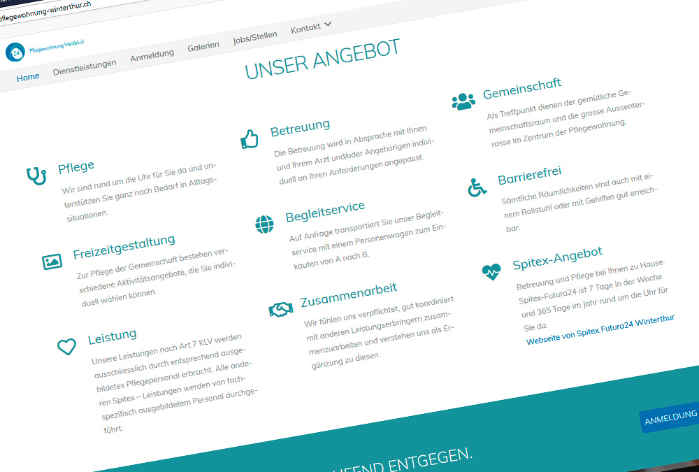 Referenzen Aquablues Medienagentur