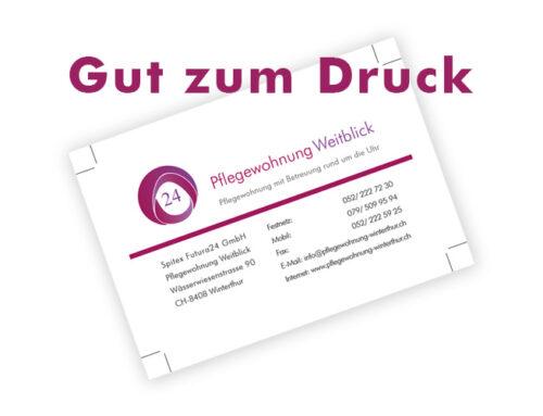 """Pflegewohnung """"Weitblick"""" Winterthur"""